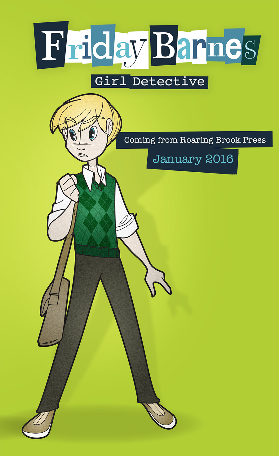 S Book About A Kid Detective
